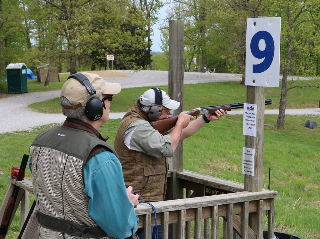 stepping-stones-sporting-clays-tournament-Frank-Grossi-Russ-Vester