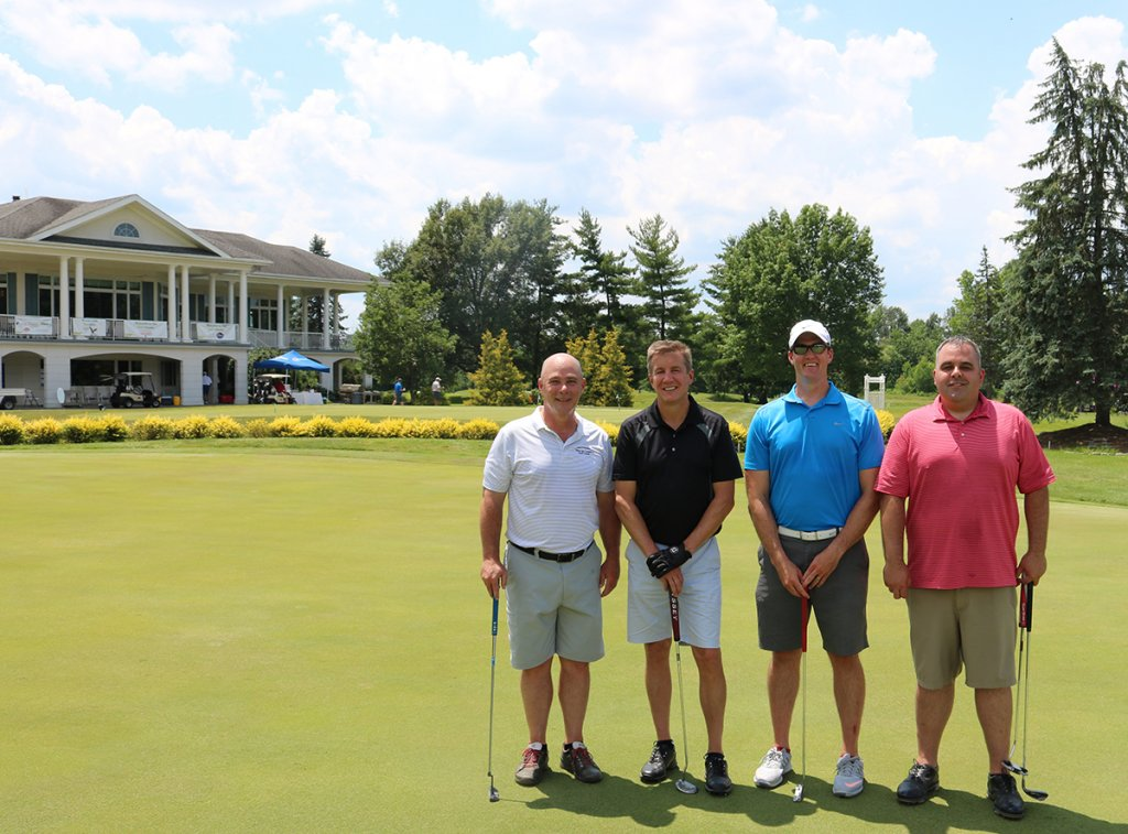 stepping-stones-golf-classic-cardinal-solutions-team-brian-lawhorn-Nick-Kaufman-Chris-Calligan-Eric-Webb