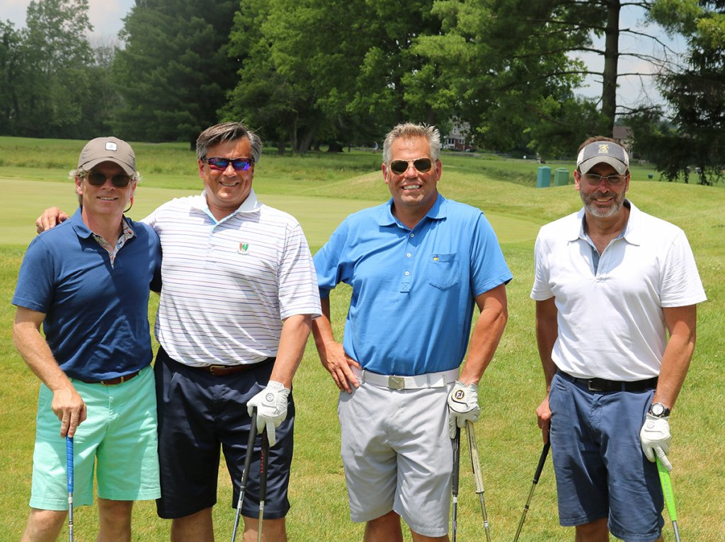 stepping-stones-golf-classic-cincinnati-kevin-jones-john-mongelluzzo-brian-folke-peter-borchers