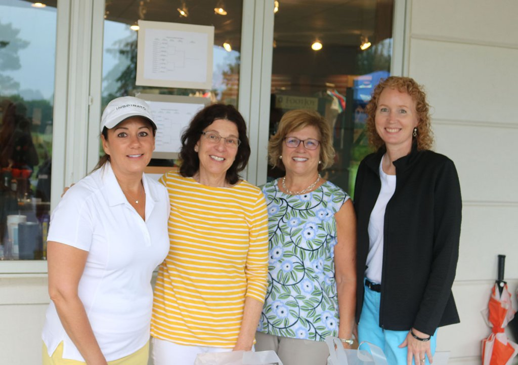2018-stepping-stones-golf-classic-Deb-Caley-Mary-Gerson-Gail-Croall-Sabrina-Mennen