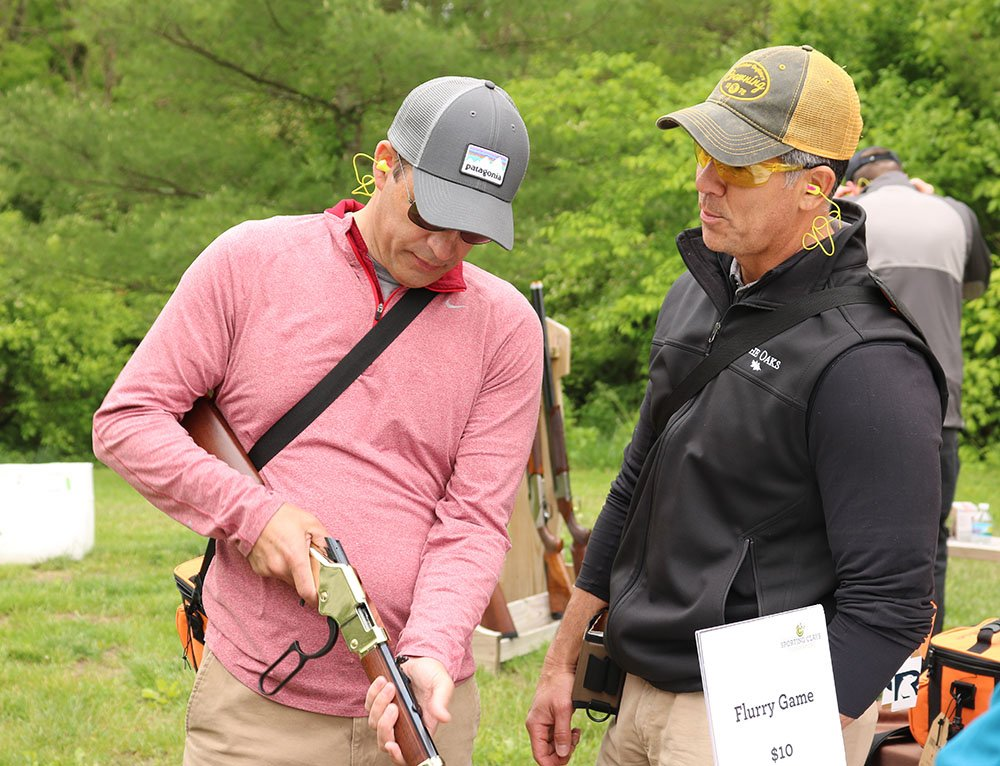 stepping-stones-sporting-clays-tournament-Brian-Schuermann-Charlie-Adair-cincinnati-ohio