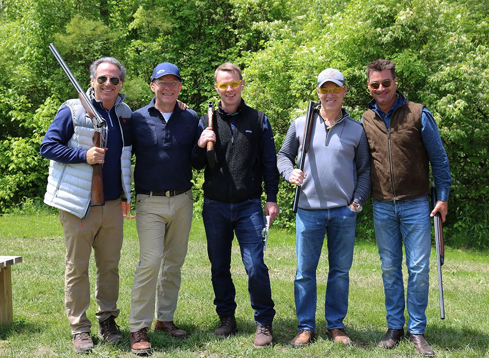stepping-stones-sporting-clays-tournament-roger-david-tim-elsborck-chuck-lipp-tom-stet-brian-albach
