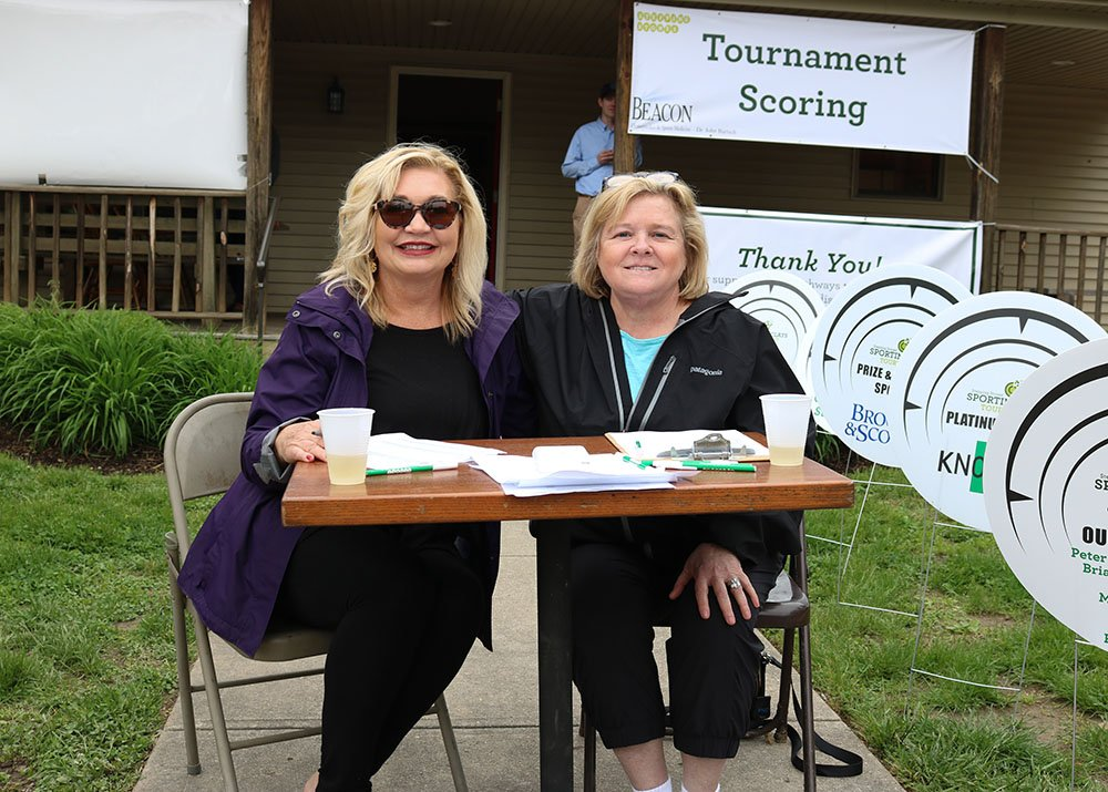 stepping-stones-sporting-clays-tournament-terri-hogan-patti-zesch-cincinnati