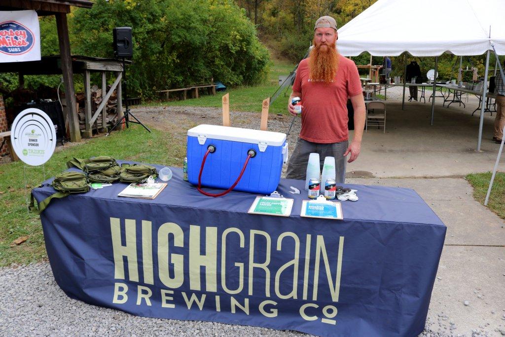 High grain W bartender