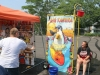 stepping-stones-adult-day-program-fourth-of-july-picnic-cherie-ankrum-dunking-booth-cincinnati