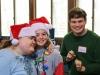 stepping-stones-camp-allyn-holiday-celebration-2019-batavia-ohio-abbey-melvin-volunteers