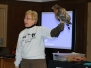 Adult Day Program Hosts Guests from Raptor, Inc