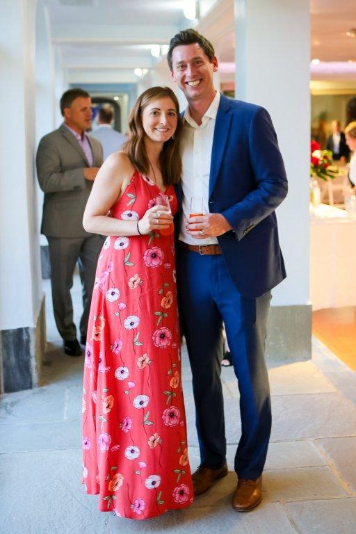 Jillian & Tony Magner