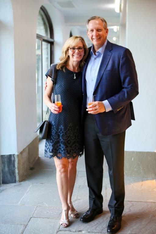 Kimberly & Doug Moorann, Madiera
