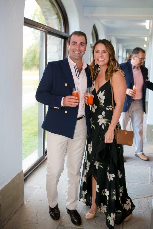 Matt Hemberger & Allison Mecca,