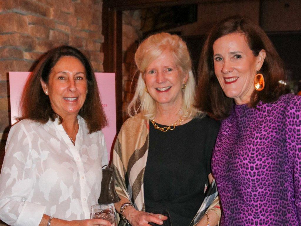 Donna Grafe, Jenny Dilbone & Anne Shanahan, IH