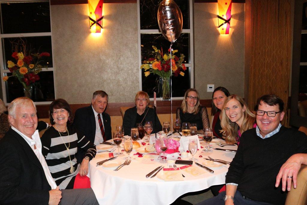 Fred & Gail Fischer - IH, Bud & Mary Dornette, Bo & Ali Hubbard, Angie Fischer & Ried Cartwright