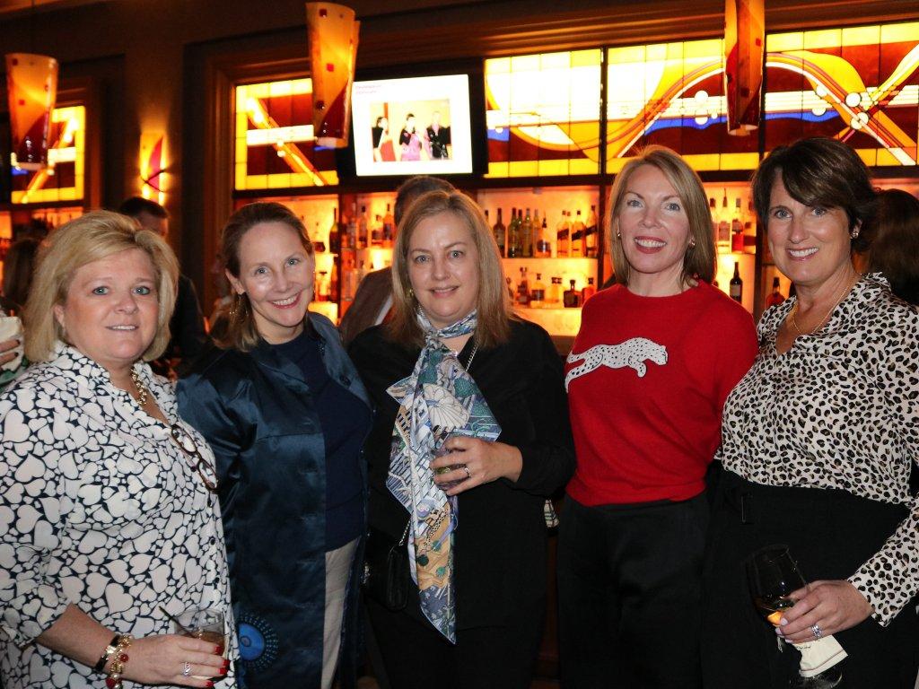 Patti Zesch, Elizabeth Pierce, Kristin Skidmore, Megan Joy & Ellen Grossi