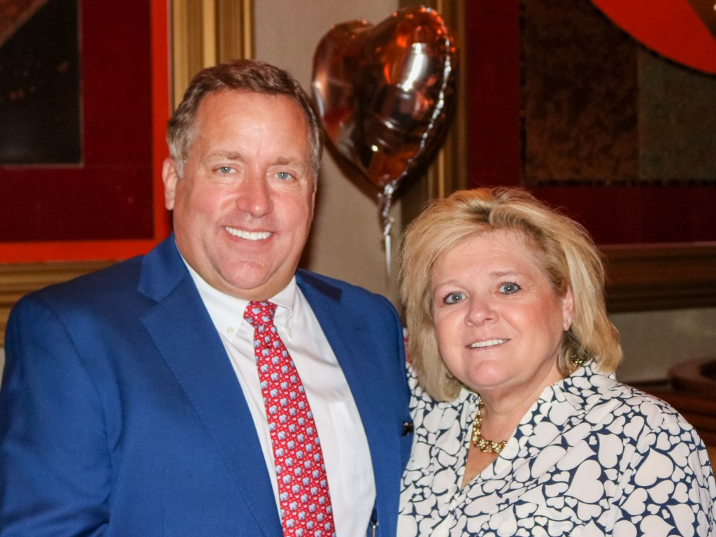 Rob & Patti Zesch, OYH Chair & Board Member, IH
