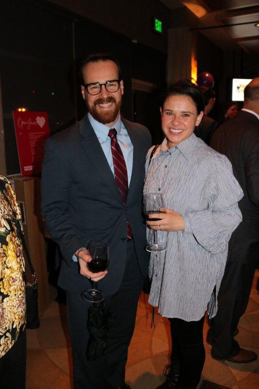 Sara & Patrick Hayes, Anderson