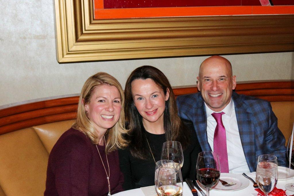 Stephanie Dallemolle,  Louise & Jeremy Vaughan. IH jpg
