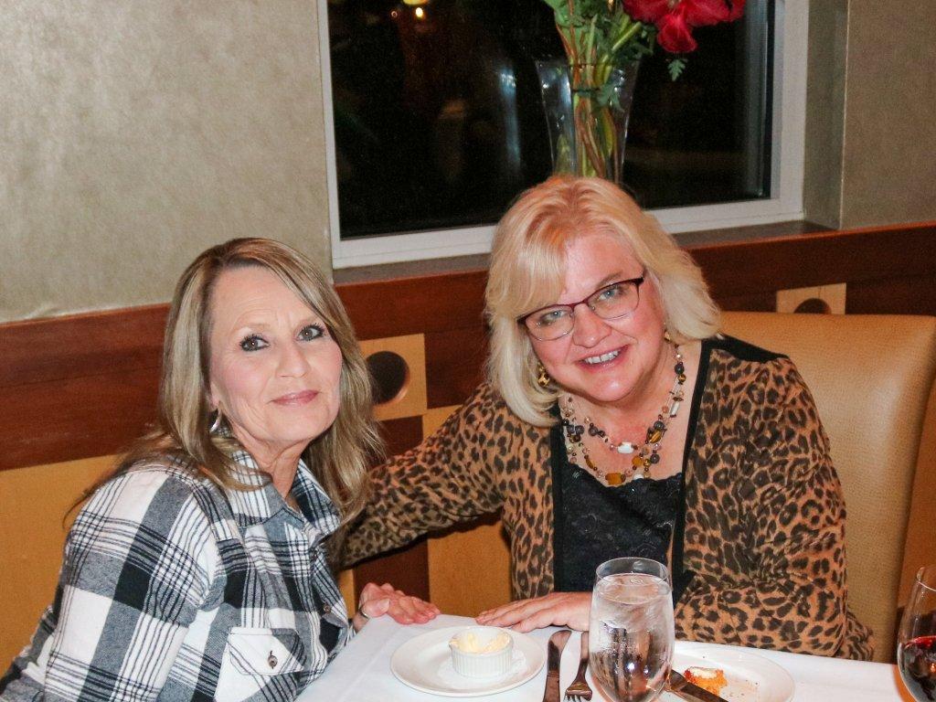 Tina Higgins- Batavia & Inga Smith