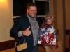 Chip Heidt - Raffle winner Scott Reising Jewelers Bag & Skyline