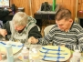 Adult Day Program Paints Heartfelt Bistro Platters for Open Your Heart Fundraiser