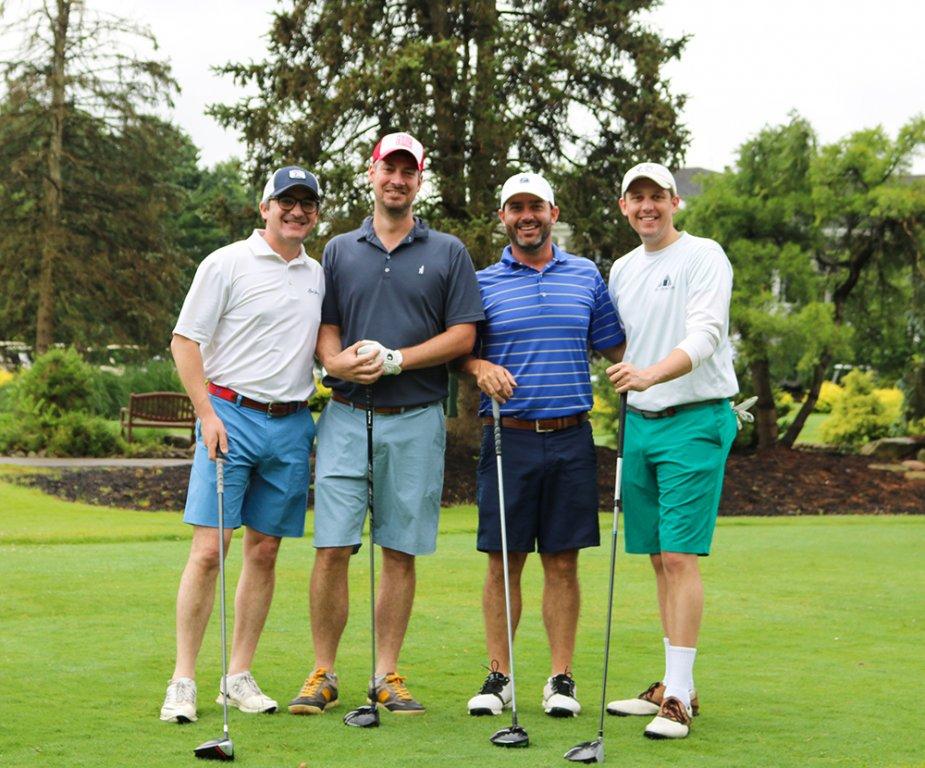 stepping-stones-golf-classic-Thompson Hine-team-Price-McLane-Jaime-Masters-Todd-Block-George-Musekamp-cincinnati-ohio