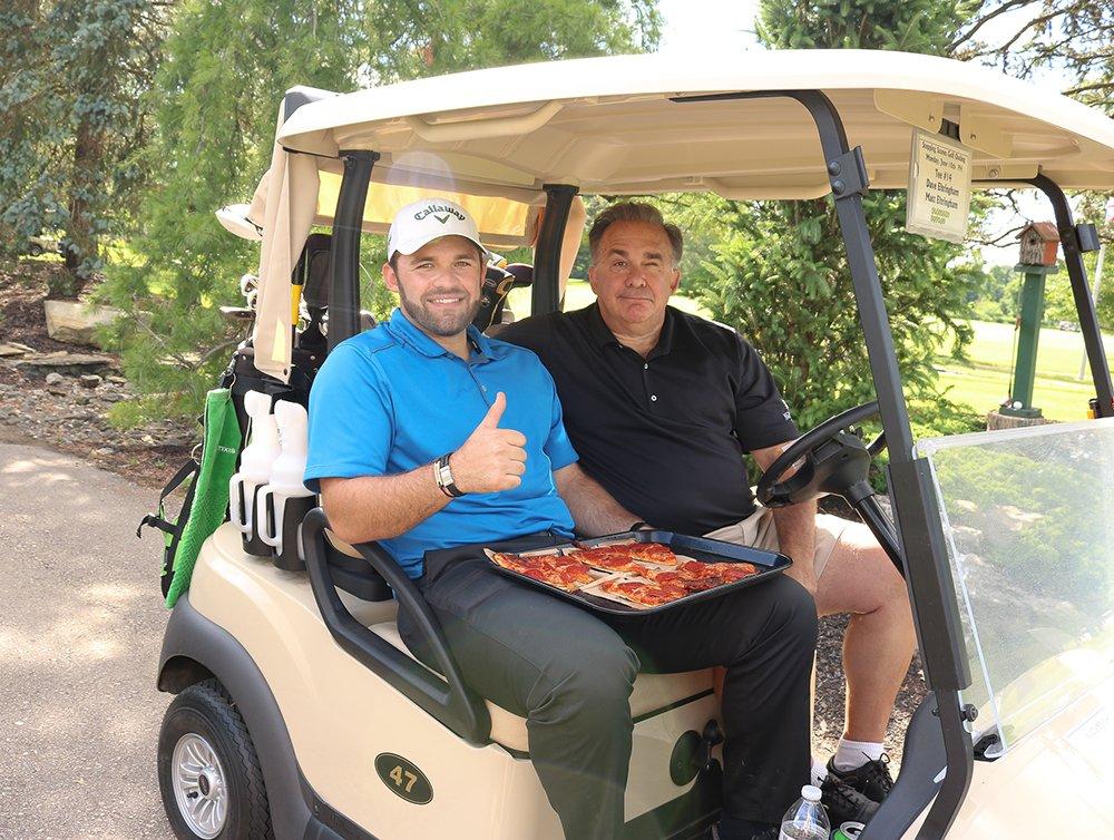 stepping-stones-golf-classic-matt-eltringham-david-eltringham-cincinnati-ohio-pizza
