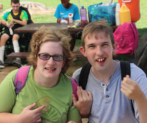Stepping Stones programs for people with disabilities.