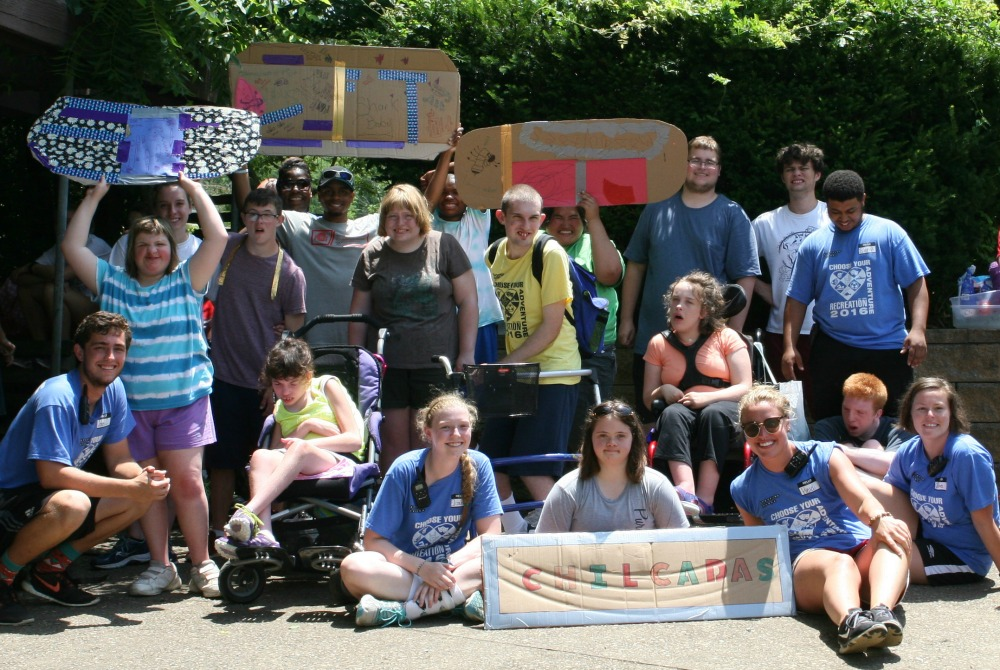 Stepping Stones Summer Day Camp for Teens with Disabilities