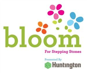 Bloom presented by Huntington Bank is a tented garden-party on September 8, supporting people with disabilities. - Stepping Stones Ohio