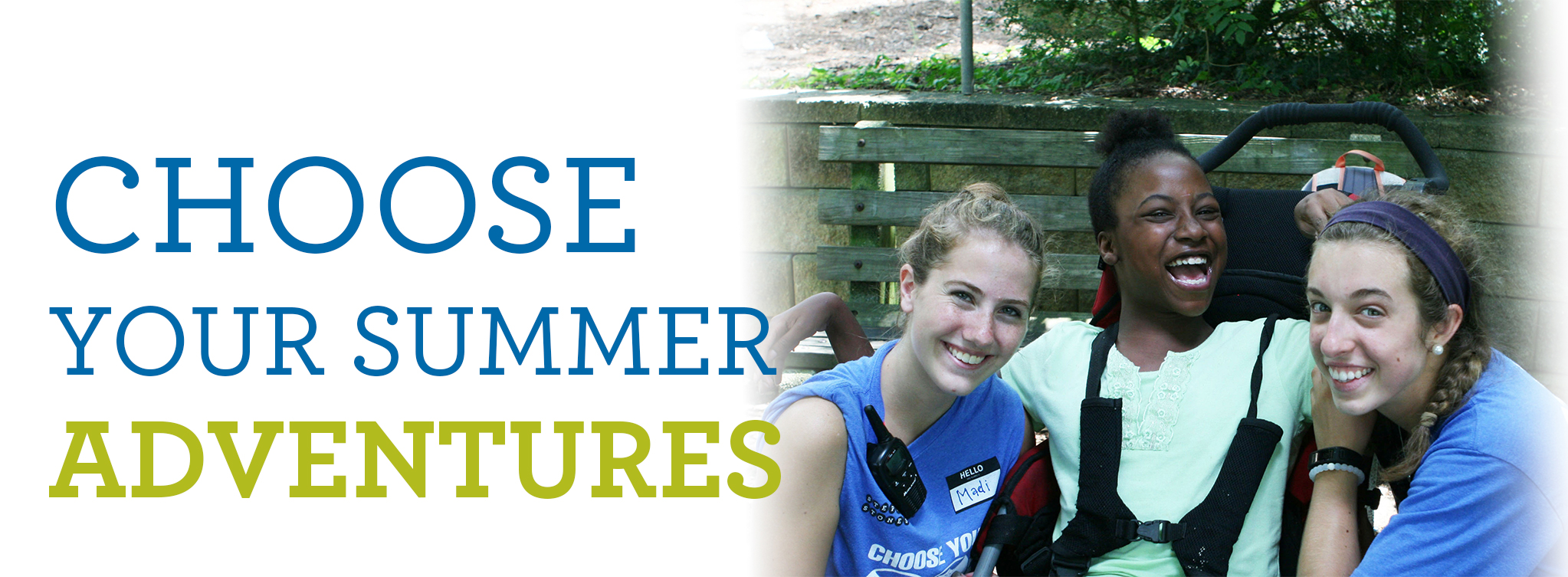 Stepping Stones Summer Camp programs for children and adults with disabilities - Greater Cincinnati