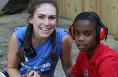 Stepping Stones Summer Camp for Kids with Disabilities
