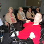 Adults with disabilities receive the gift of technology at Stepping Stones - Cincinnati