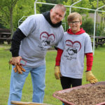 Movement Mortgage Volunteers at Camp Allyn I Stepping Stones Ohio