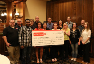 Pizza Hut presents Stepping Stones with $25,000 to support programs for children and adults with disabilities I Stepping Stones Ohio