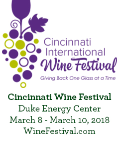 Cincinnati Wine Festival Supports Stepping Stones I Cincinnati, Ohio