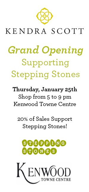 Kendra Scott Kenwood Towne Centre Grand Opening Supports Stepping Stones I Cincinnati, Ohio