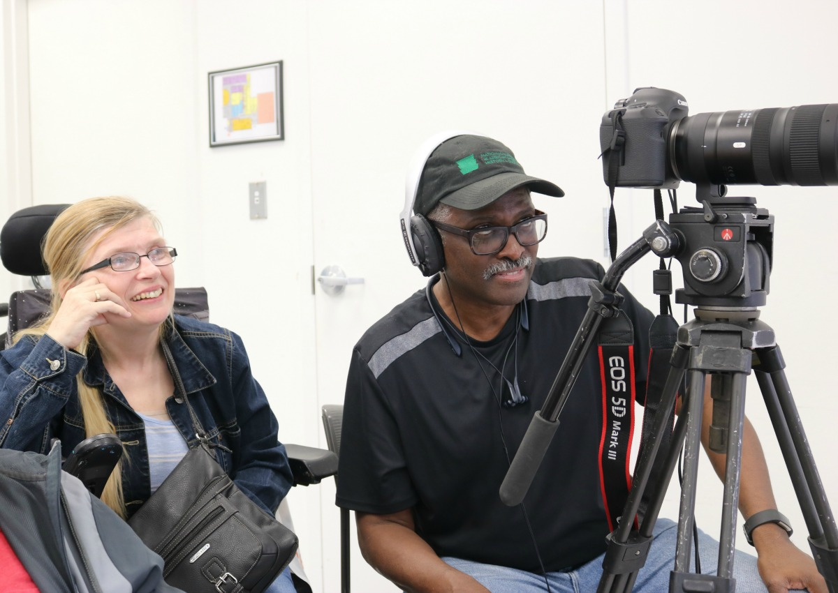 Stepping Stones Participants Debut The Love Project with Videographer Jeff Cooper I Cincinnati, Ohio
