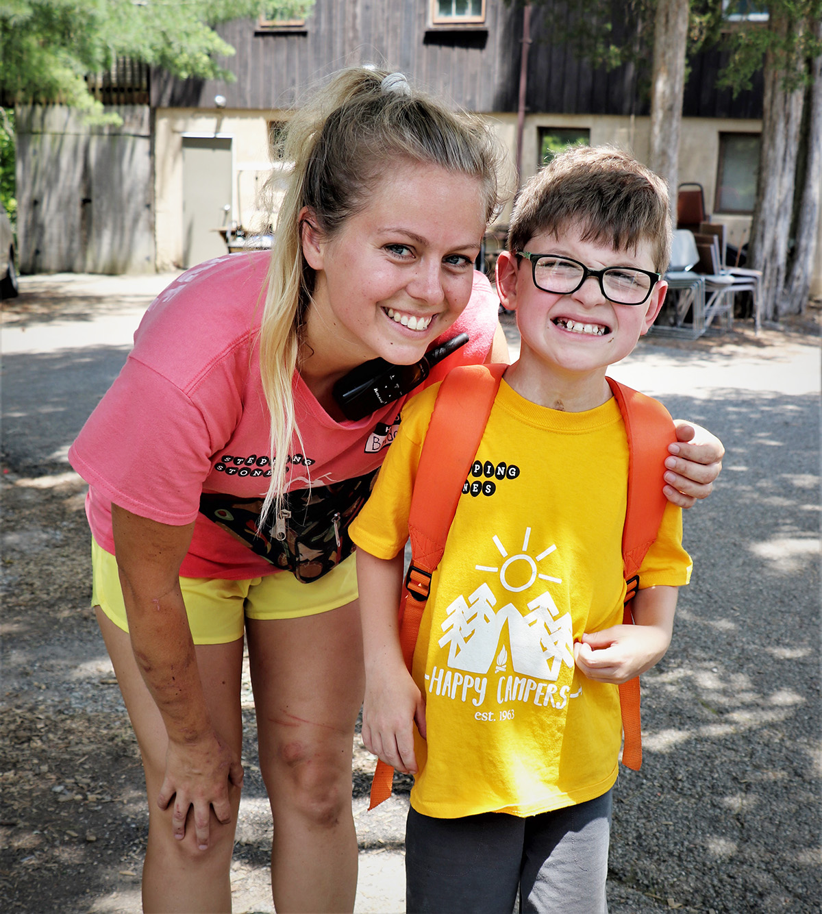 Stepping Stones Summer Day Camp for Kids with Disabilities I Cincinnati, Ohio