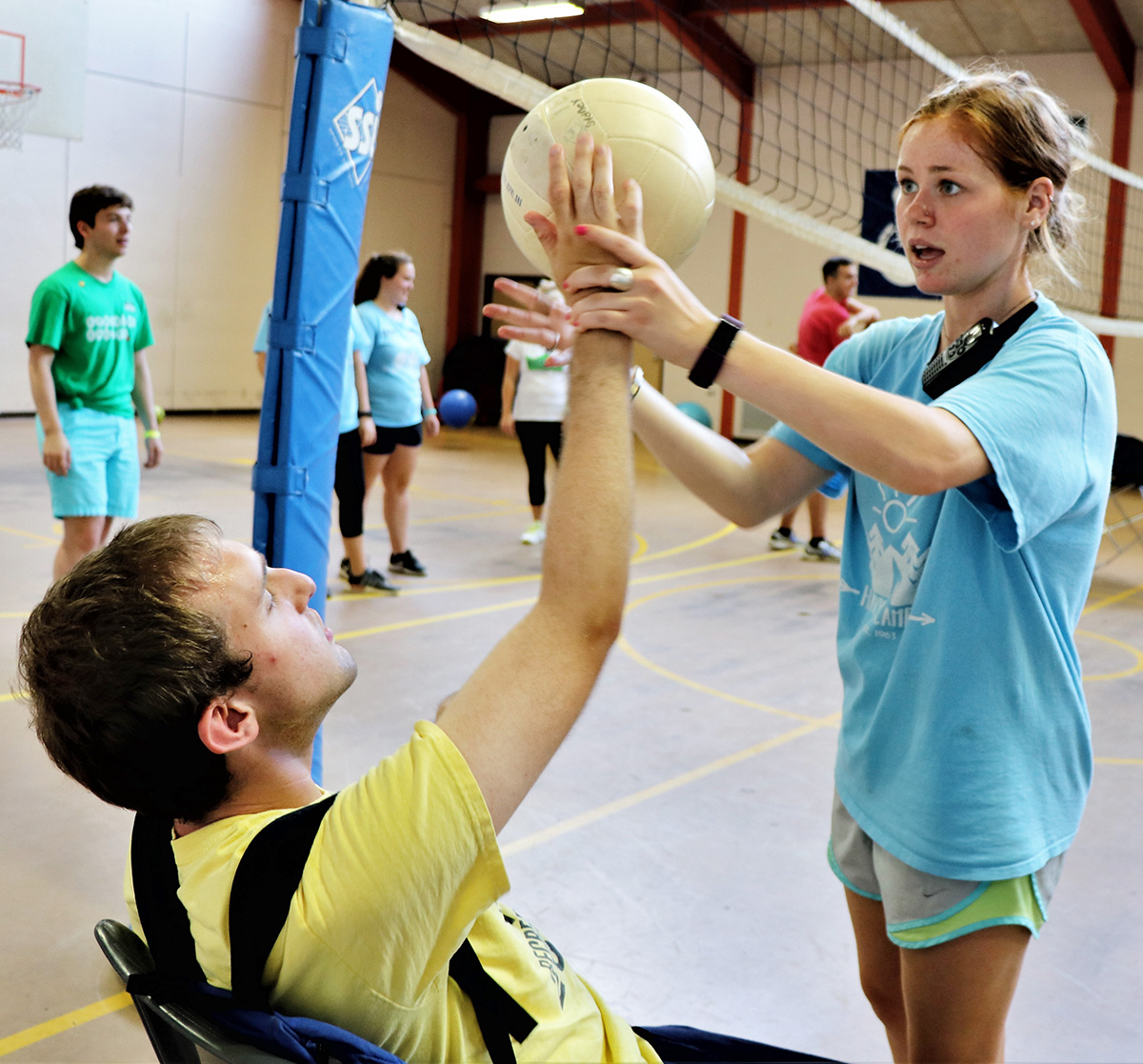 Stepping Stones Summer Day Camp for Teens with Disabilities I Cincinnati, Ohio