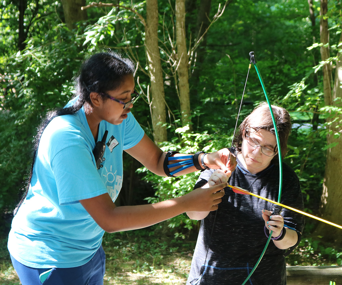 Stepping Stones Summer Overnight Staycation for Teens with Disabilities I Cincinnati, Ohio