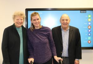 SmartBoards Introduce Interactive Programming to Adults with Disabilities I Cincinnati, Ohio