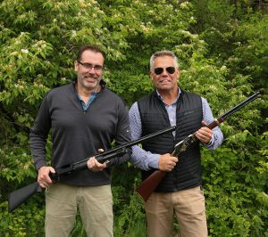 Stepping Stones Sporting Clays Tournament Co-Chairs Peter Borchers and Brian Folke I Cincinnati, Ohio