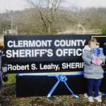 Stepping Stones Adult Day program shows appreciation of the Clermont Co. Sheriff Department I Cincinnati, Ohio