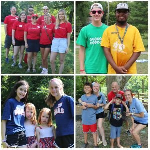 Stepping Stones Summer Day Camp Volunteers I Cincinnati, Ohio