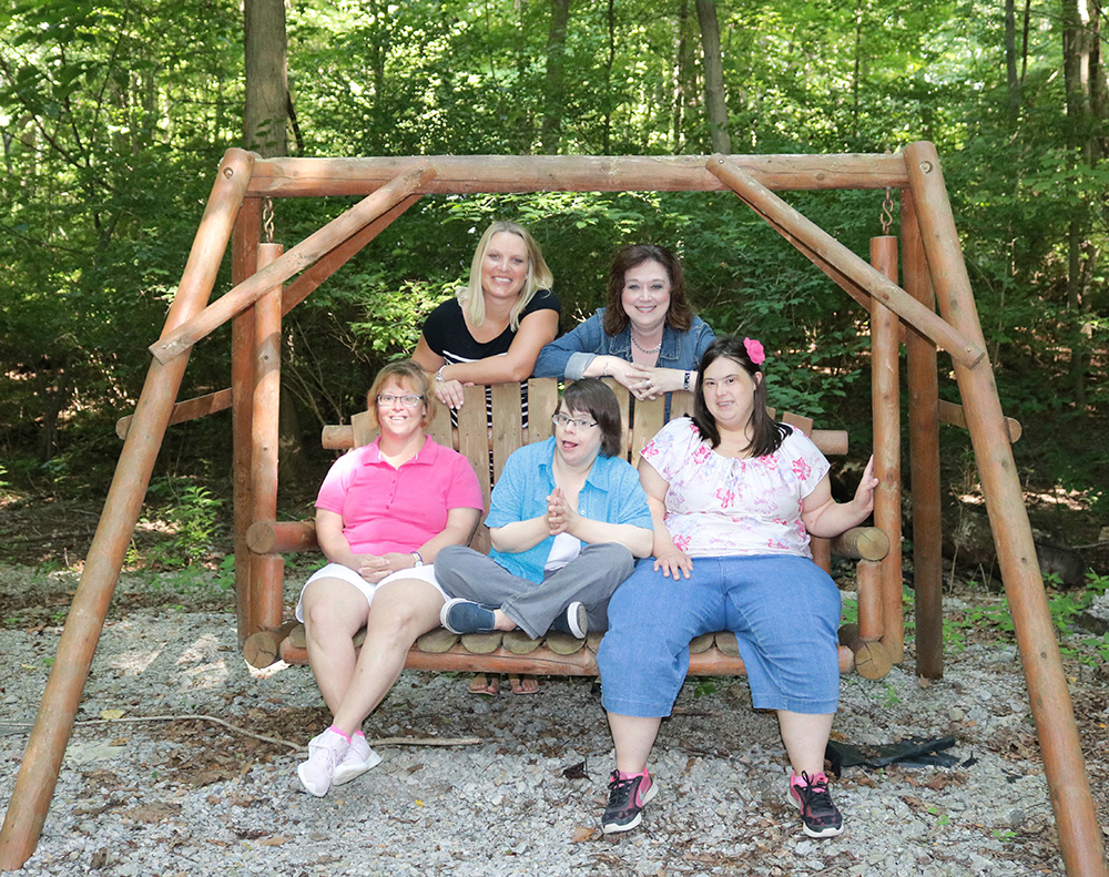 American Dream Network features Stepping Stones Camp Allyn and Kristen Hess-Winters I Batavia, Ohio