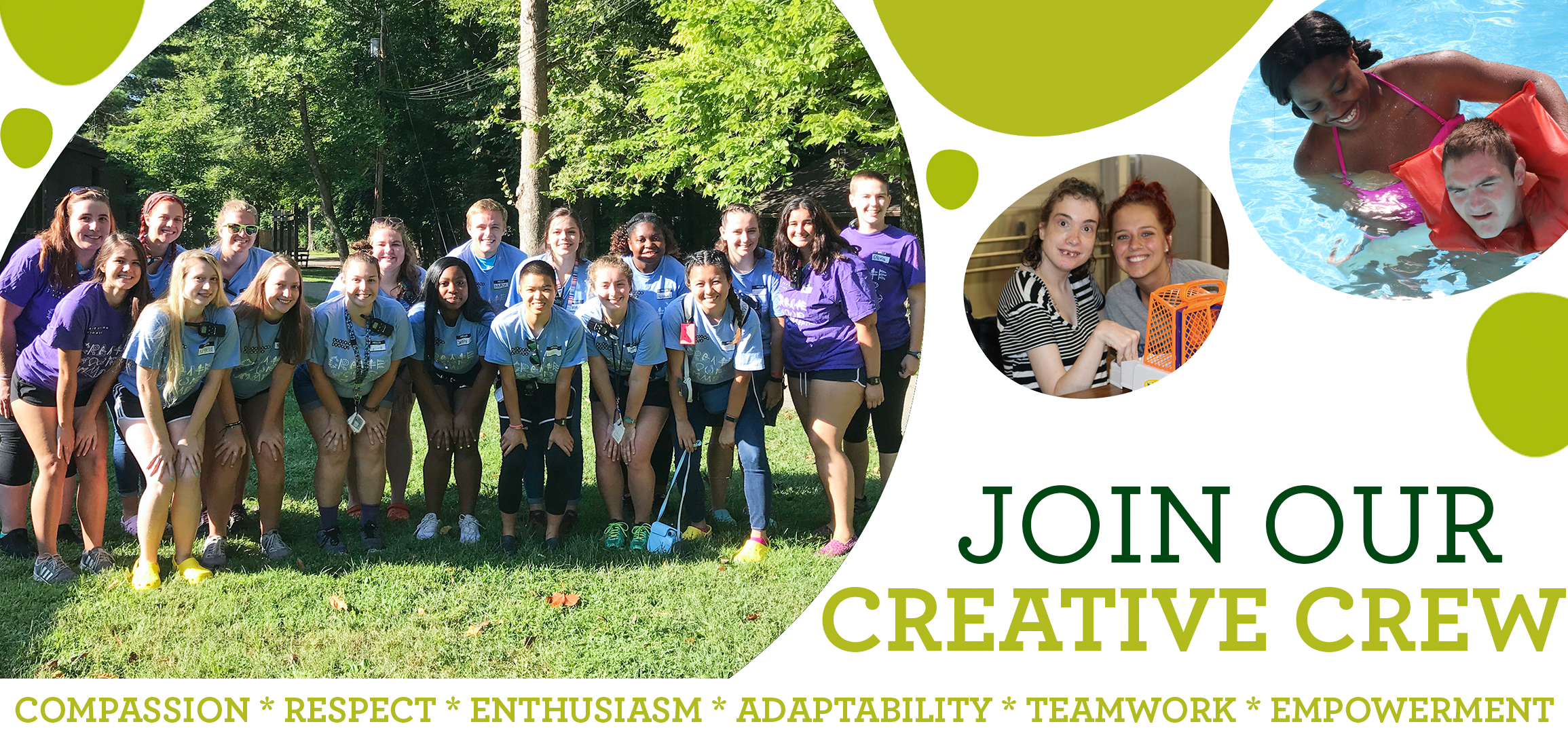 Summer Overnight Camp Job Openings at Stepping Stones I Greater Cincinnati, Ohio