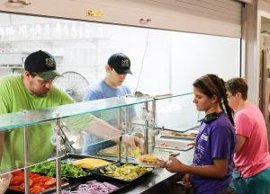 Stepping Stones Food Service Job Openings at Camp Allyn I Batavia, OHio