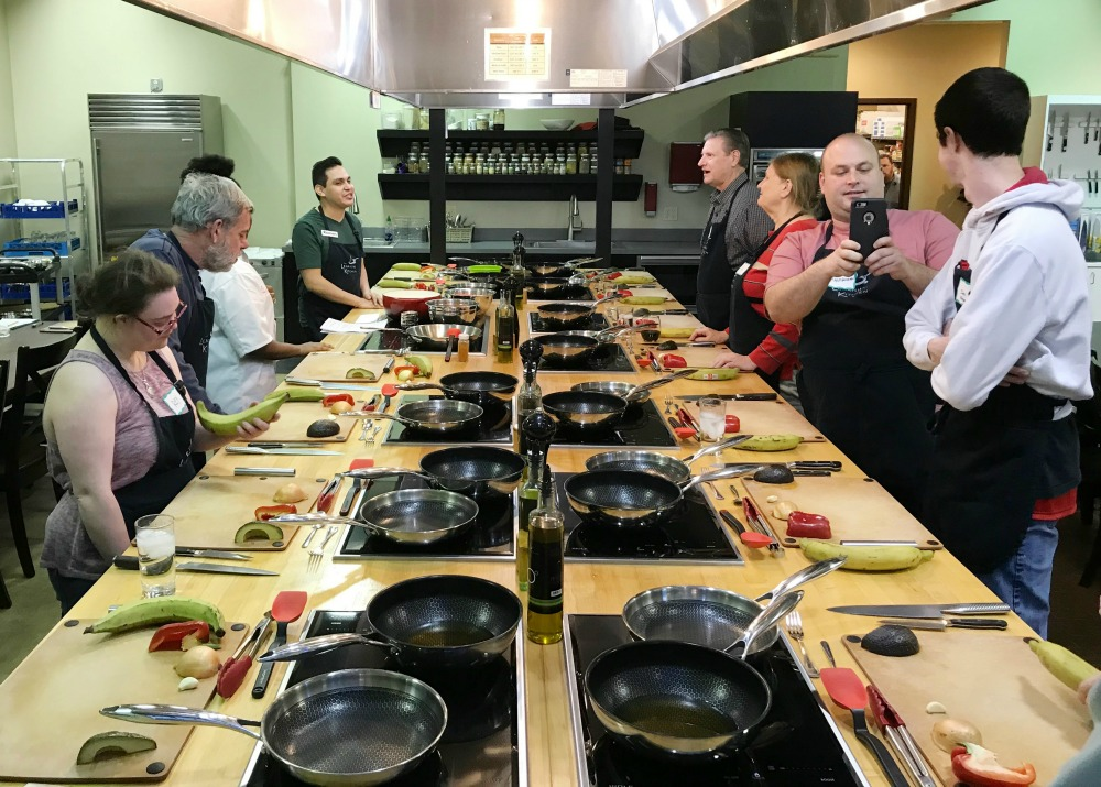 The Learning Kitchen Hosts Stepping Stones I Cincinnati, Ohio