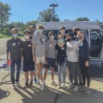 Cincinnati Country Day Students Enjoy Community Service Day Volunteering at Stepping Stones